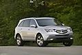 Photo 2007 Acura MDX section Photo Acura
