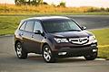 Photo 2008 Acura MDX section Photo Acura