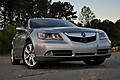 Photo 2010 Acura RL Review section Photo Acura