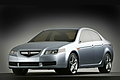 Photo Acura TL Concept Car section Photo Acura