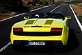 Photo 2010 Lamborghini Gallardo LP560-4 Spyder section Photo Lamborghini