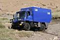 Photo  Unicat Amerigo Unimog 4x4 RV section Photo Unicat