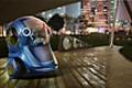 Photo  EN-V Concept section Photo Shanghai GM