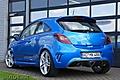 Photo  Steinmetz Corsa OPC section Photo Opel