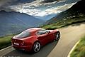 Photo  Alfa Romeo officially unveiled their 8C Competizione section Photo Alfa Romeo