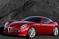 Photo  8C Competizione Concept Car - Alfa Romeo section Photo Alfa Romeo