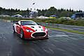 Aston Martin V12 Zagato at the Nurburgring voiture de                   Dai82 provenant de Aston Martin V12 Zagato at the Nurburgring