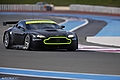 Photo  Aston Martin Vantage GT2 section Photo Aston Martin
