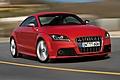Photo  2009 Audi TT-S section Photo Audi