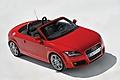 Photo  2008 Audi TT S-line section Photo Audi