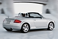 Photo  2005 Audi TT Coupe section Photo Audi