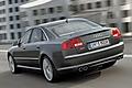 Photo  2007 Audi S8 section Photo Audi